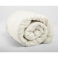 Percale Cotton Wool Touch 4-Seizoenen Dekbed Crème