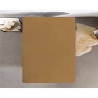 Jersey Topper Hoeslaken Taupe