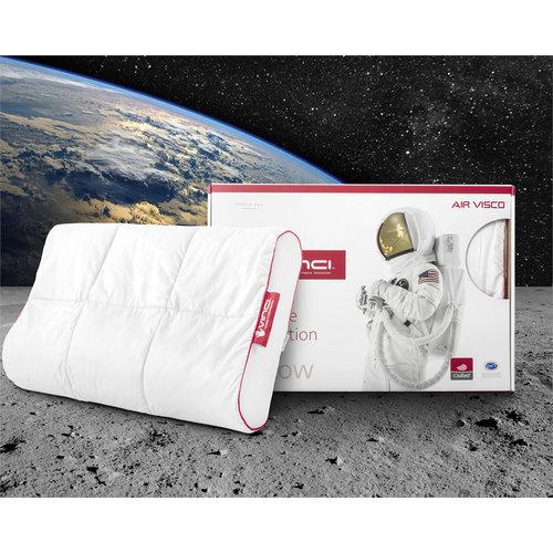 Superwoonwinkel Vinci Micropercal Deluxe Contour Pillow Wit