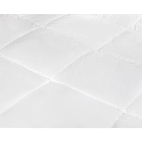 Percale Cotton Touch Enkel Dekbed Wit