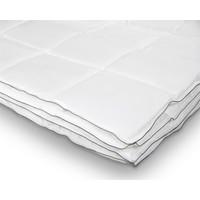 Percale Cotton Touch 4-Seizoenen Dekbed Wit