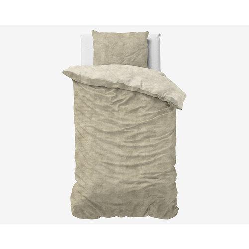 Superwoonwinkel Twin Washed Cotton Taupe
