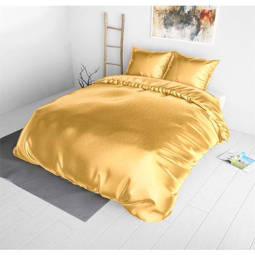 Beauty Skin Care Dekbedovertrek Gold