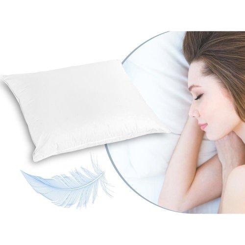Superwoonwinkel 15% Down Pillow Wit