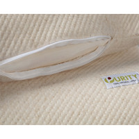 Superwoonwinkel Natural Latex Anatomic Pillow Crème