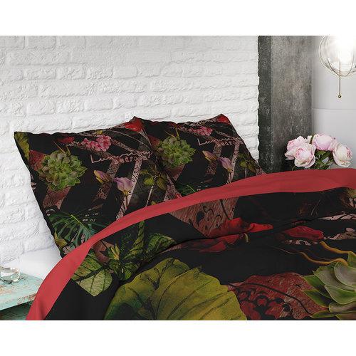 Dekbedovertrek Luxury Bedroom Zwart