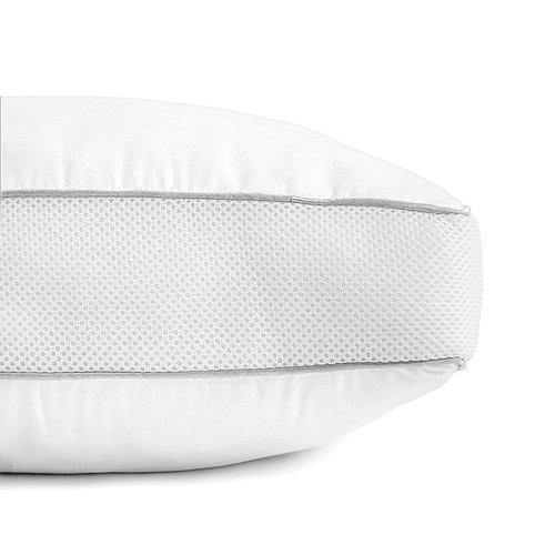 3D Air Boxkussen Wit