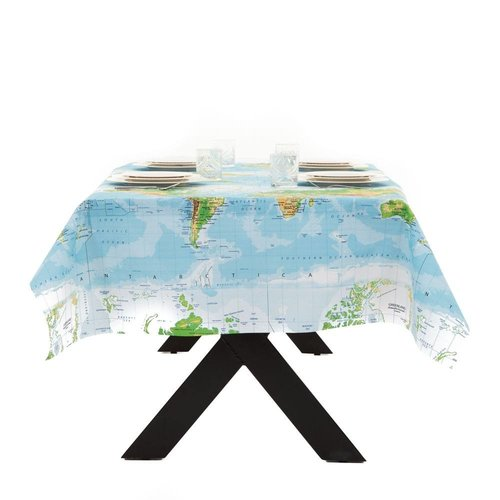 Gecoat Tafellinnen Atlas