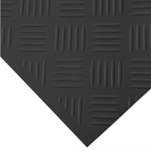 Rubberen Mat Traanplaat - Op maat - 1.5mm