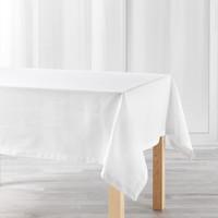 Tafelkleed Charline Wit 140x240 cm