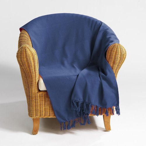 Plaid Lana Blauw 180 x 220 cm