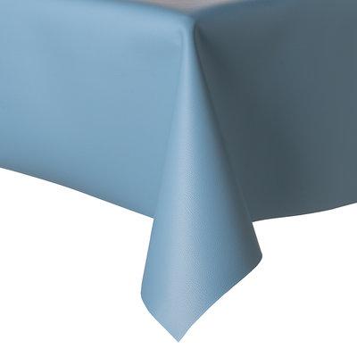 Tafelkleed Kunstleer Licht Blauw 140 CM