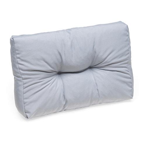 Palletkussens Comfort Licht grijs