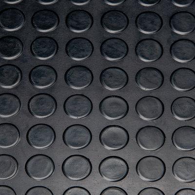 Rubberen Mat Noppen - Op maat - 3mm