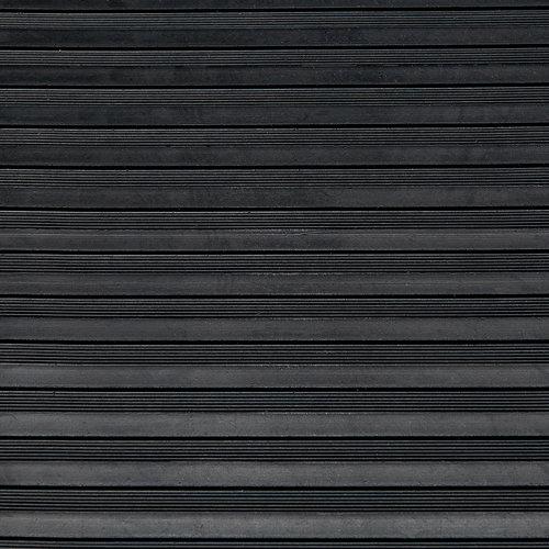 Rubberen Mat Strepen - Op maat - 3mm