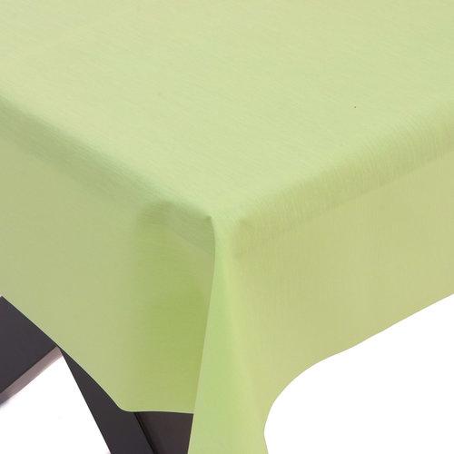 Gecoat Tafellinnen Maly Verde Groen Effen 140CM