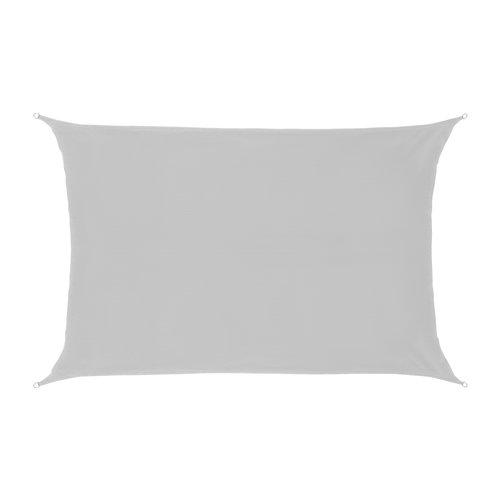 Schaduwdoek Rechthoek Wit Polyester 4x2 M
