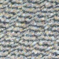 Deurmat-schoonloopmat Faro zwart beigeDeurmat-schoonloopmat Faro Zwart Beige - 7 mm Dik