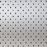 Raamfolie statisch-anti inkijk-Rainy grijs 46cm x 1.5 M