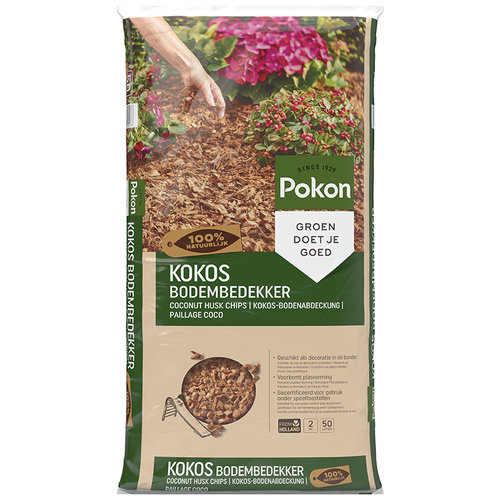 Pokon Pokon Kokos Bodembedekker 50L