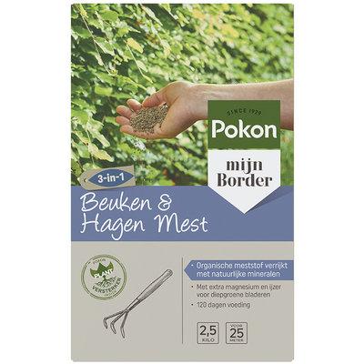Pokon Beuk&Haag Voed 2,5 kg