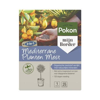 Pokon Mediterrane Planten Mest 1kg