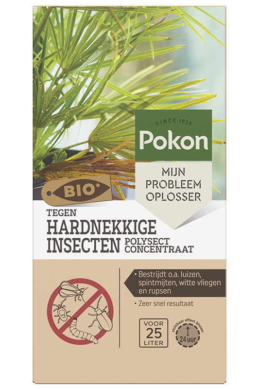 Pokon BIO Hardnekkige Insecten 175ml