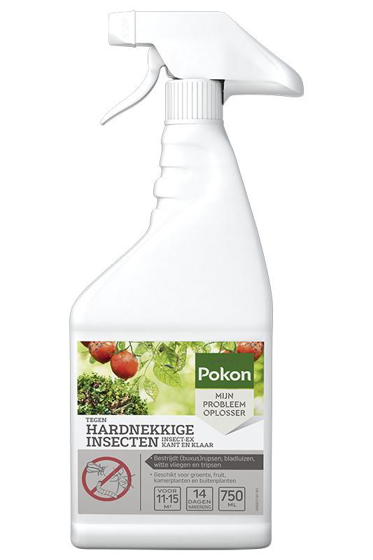 Pokon Tegen Hardnekkige Insecten Spray 750ml