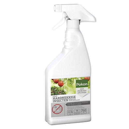 Pokon Pokon Tegen Hardnekkige Insecten Spray 750ml