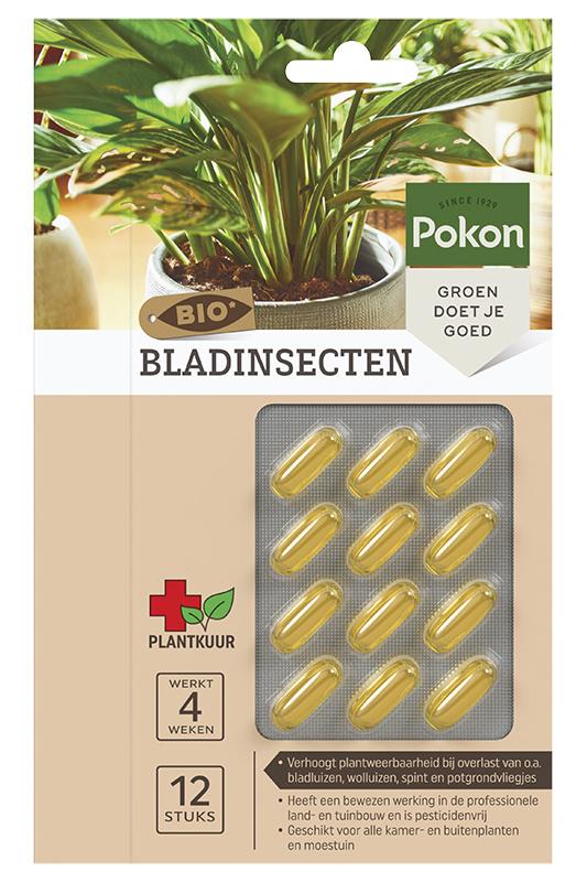 Pokon Bio Plantkuur 12Xcapsule
