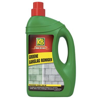 KB Groene Aanslag concentraat 1000ml