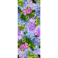 Tafelkleed PVC Hortensia 140x250 cm