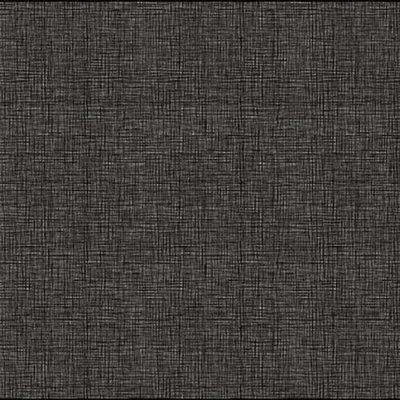Raamfolie statisch-anti inkijk-Textiel Sand zwart 46cm Breed