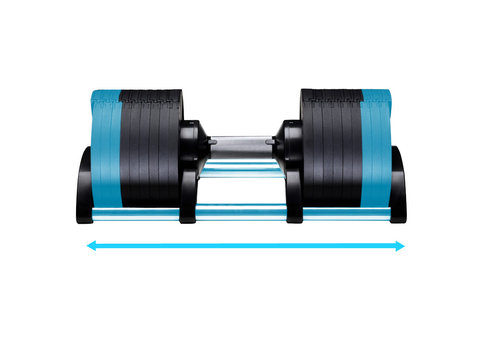 Fitness Raw Expansie kit voor de dumbells set *Pre-order only!