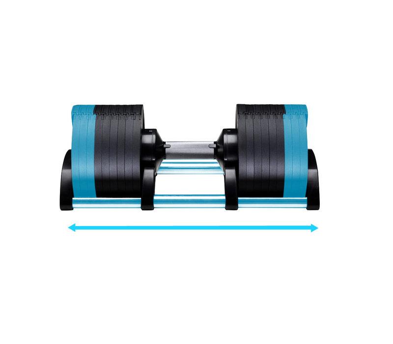 fitness RAW Twist-pro dumbbell set expansion kit