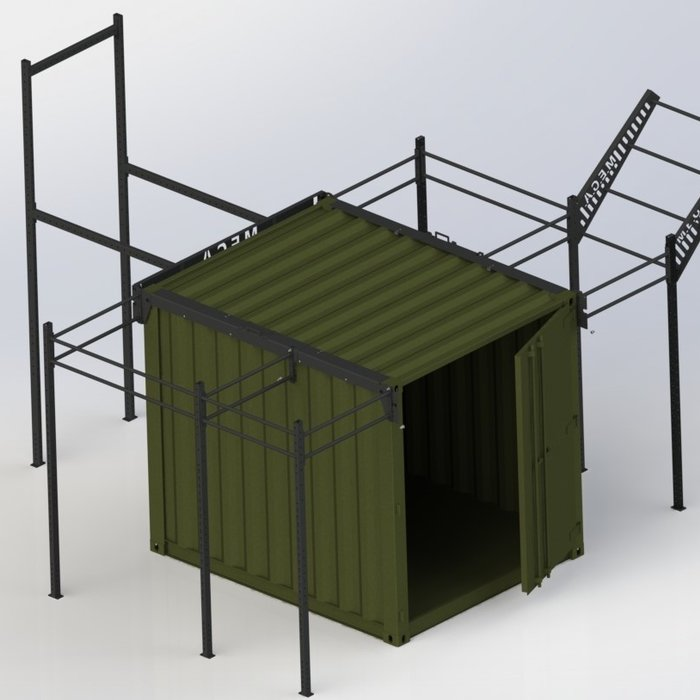 Deployment box