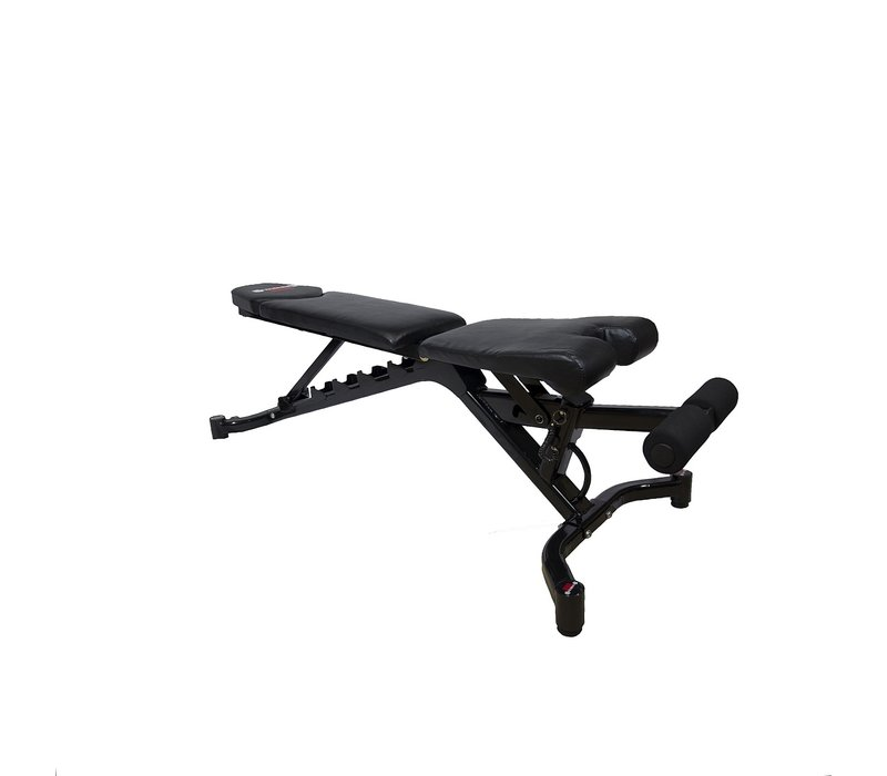 fitnessRAW adjustable bench: extra comfort