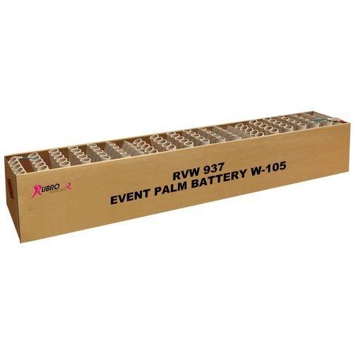 Rubro Event Palm Battery W-105 – XXL Showbox