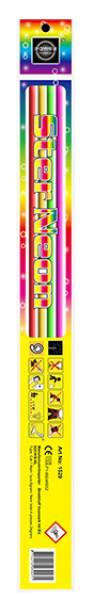Broekhoff Wunderkerze 45cm Neon – 4er Pack