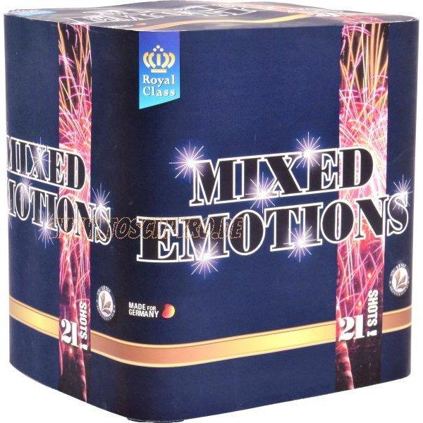 Mixed Emotion