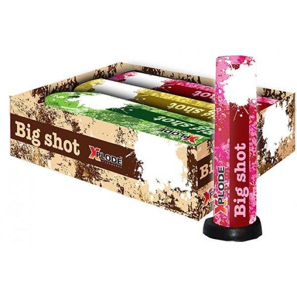 Big Shot V2 Bombenrohr