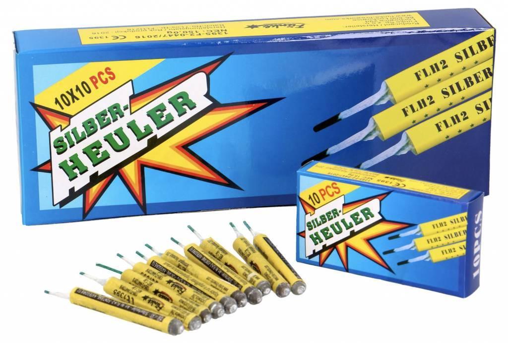 Funke  Silberheuler - Funke Fireworks