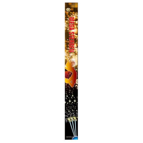 Broekhoff Wunderkerzen 55cm silber – 4er Pack