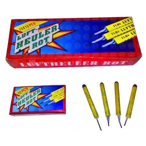 Luftheuler Rot - Funke Fireworks