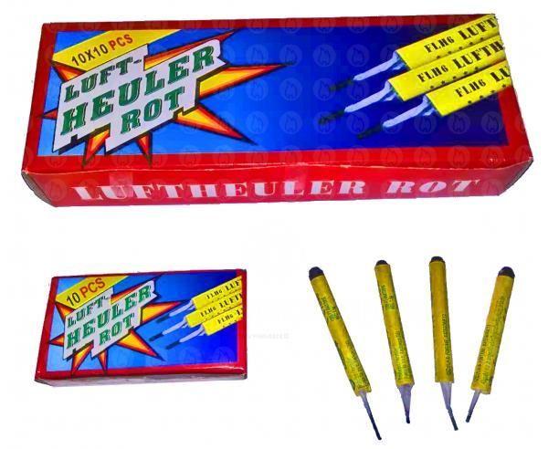 Funke  Luftheuler Rot - Funke Fireworks