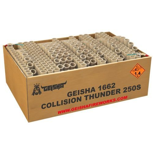 Geisha Collision Thunder