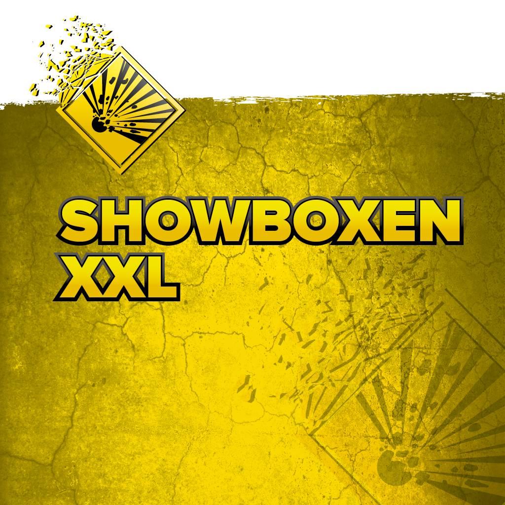 Showboxen XXL - frei kombinierbar!