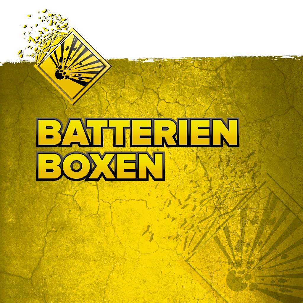 Batterienboxen