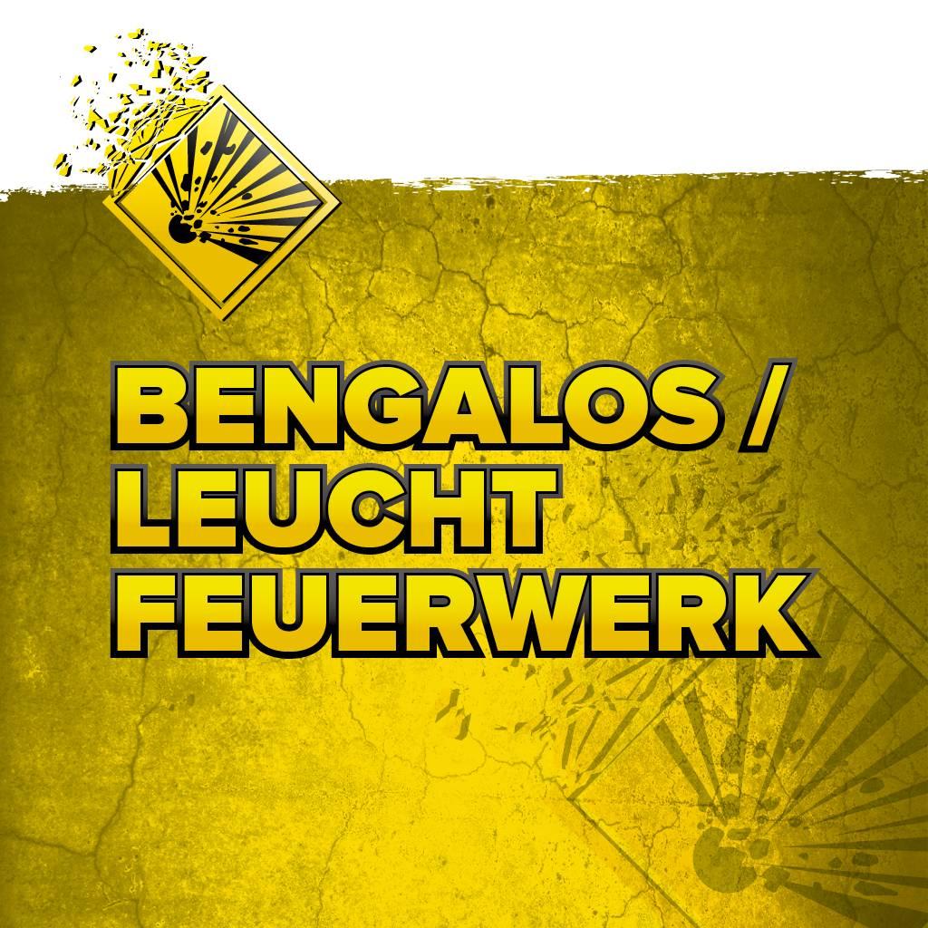 Bengalos | Leuchtfeuerwerk