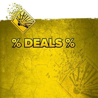 % Deals %